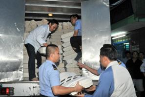 Dịch vụ áp tải hàng hóa chuyên nghiệp nhất